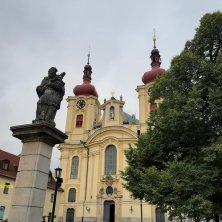chiesa della Visitazione di Hejnice Valle di Cristallo