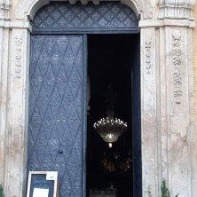 entrata chiesa della Visistazione della Beata Vergine