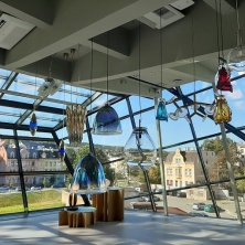 esposizione museo della bigiotteria a Jablonec
