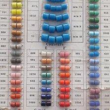 palette dei colori perle