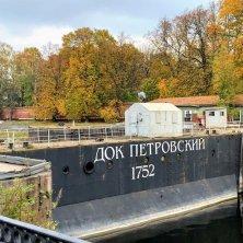 autunno a Kronstadt
