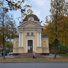 cappella a Kronstadt