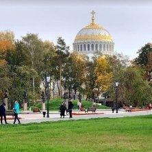 cupola Kronstadt