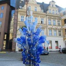installazione in vetro a Liberec