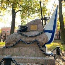 monumento commemorativo Marina Kronstadt