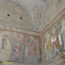 resti basilica medievale di San Paolo a Roma