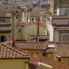 tetti fantasmi di Firenze