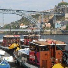 Douro e ponte a Porto vini portoghesi