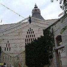 Nazareth basilica dell'Annunciazione