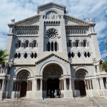 cattedrale Principato di Monaco Grace Kelly