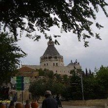 cupola basilica annunciazione Nazareth