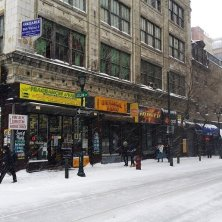neve a Philadelphia nel cinema