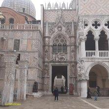 palazzo Ducale e ingresso lato piazza San Marco