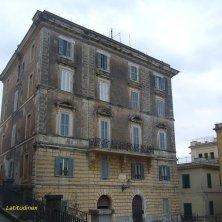 palazzo a Castel Gandolfo