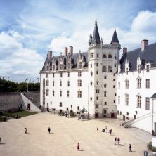palazzo duchi di Bretagna Nantes