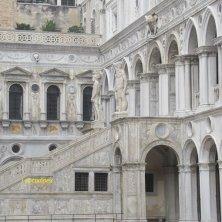 scalinata d'onore Palazzo Ducale Venezia