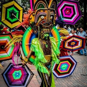 Carnevale Colombia