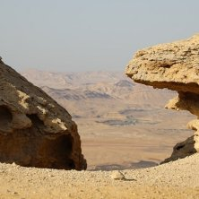 Israele deserto Qumran