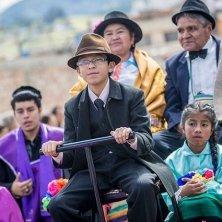 Parade of Castañeda Family in Blacks and Whites' Carnival – Photo Andrés Ceballos