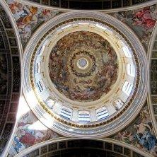Sant'Andrea interno Mantova