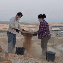 Scavi recenti sullo scavo di Qumran crediti a Marcello Fidanzio