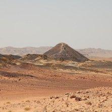 colori del deserto israeliano