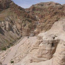 deserto Qumran