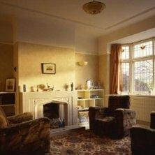 interno Mendips casa Lennon