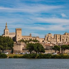 Avignone Provenza slow