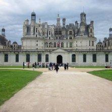Chambord castello valle della Loira