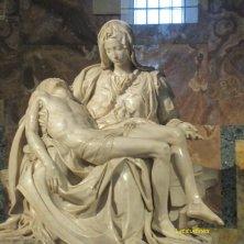 Pietà Michelangelo a San Pietro