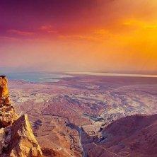 alba deserto parchi di Israele