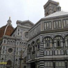 battistero e duomo Firenze