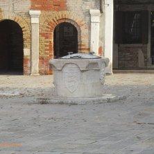 cisterna al Ghetto Cannaregio