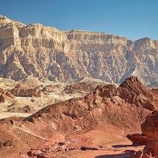 deserto parchi di Israele