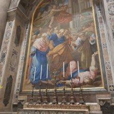 dettagli a San Pietro