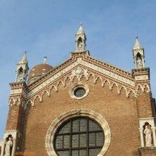 facciata Santa Maria dell'Orto