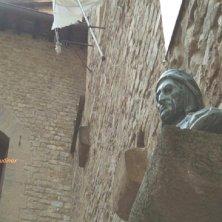 icona Dante a Firenze