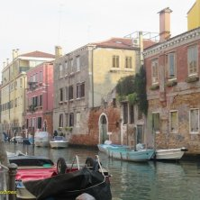 palazzi sul canale a Cannaregio