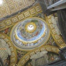 soffitto San Pietro