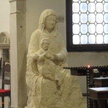 statua Madonna dell'Orto Cannaregio