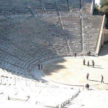 teatro di Epidauro Grecia