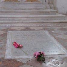 tomba Tintoretto Cannaregio