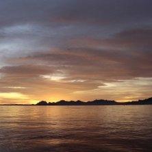 tramonto a Cap d'Antibes slow