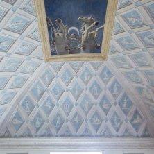 Giulio Romano e allievi Volta della Camera del Sole e della Luna 1527 Mantova, Palazzo Te Gian Maria Pontiroli @fondazionepalazzote