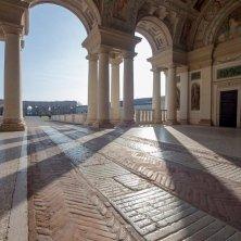 Loggia di Davide Palazzo Te Gian Maria Pontiroli @fondazionepalazzote