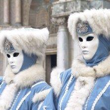 a Venezia per carnevale