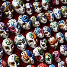 maschera souvenir Venezia