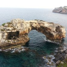 roccia a Maiorca