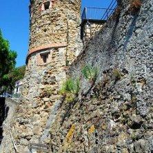 torre medievale Riomaggiore